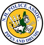 New Hampshire Police Association Pipes and Drums